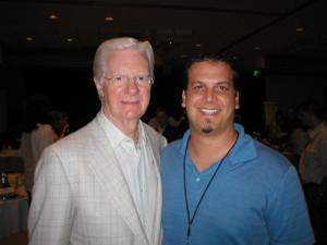 Ed Reiner and Bob Proctor