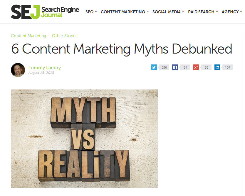 content-marketing-myths